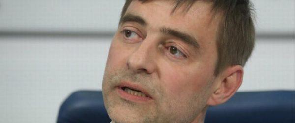 Депутат от «Единой России» Сергей Железняк