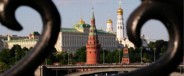Кремль, Россия