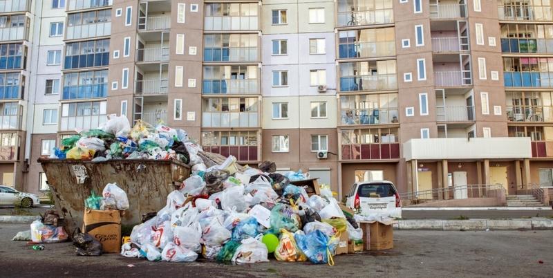 В 2019 году в России поднимут тарифы на вывоз мусора