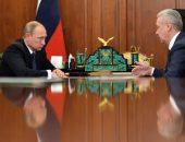 В.Путин и С.Собянин