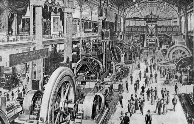 Заводы во время кризиса 1900–1903