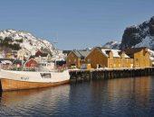 Норвегия, Баренцево море