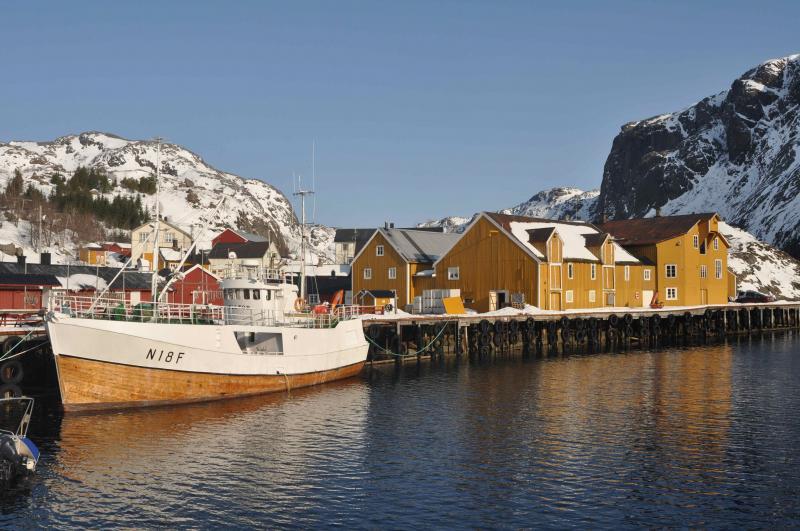 Россия и Норвегия подписали соглашение по «серой зоне» в Арктике