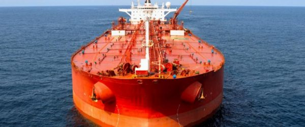 Топливный танкер