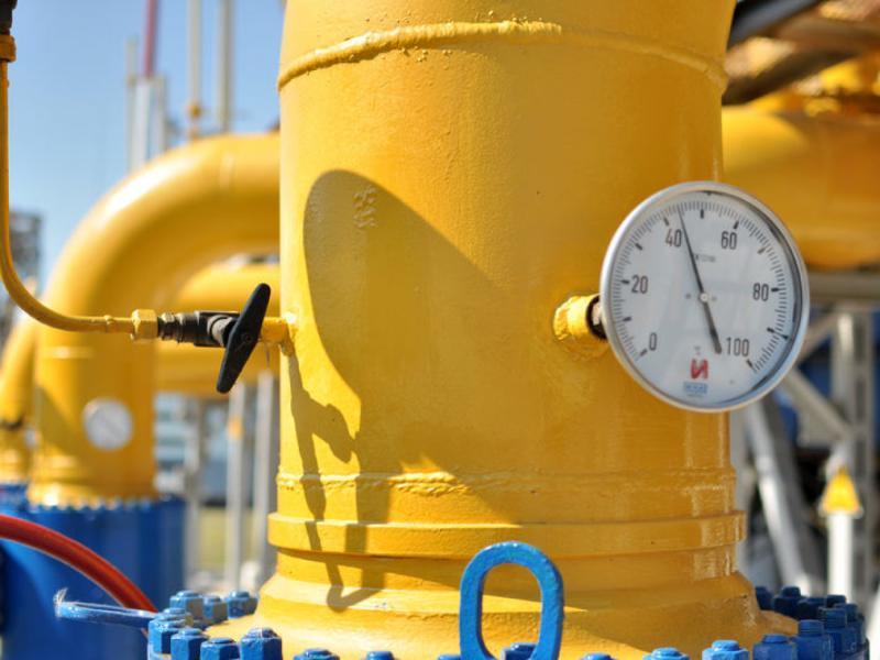 Украина с начала 2018 года сократила транзит газа из России на 7%
