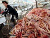Мясо курицы на Китайском рынке