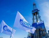 Газпром логотип