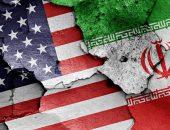 Флаг США и Ирана