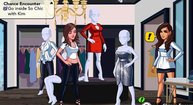 приложение «Ким Кардашьян: Голливуд»