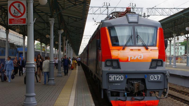Премьер-министр сообщил об инвестиции в железную дорогу России 680 млрд руб