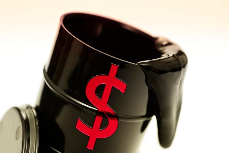 Нефть марки Brent опустилась ниже 70 долларов за баррель