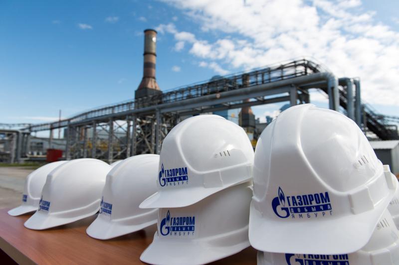 Газпром заключил договор о поставке труб на сумму 21,5 млрд рублей