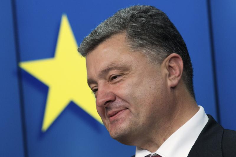 По мнению Порошенко, Украина – самая бедная страна Европы