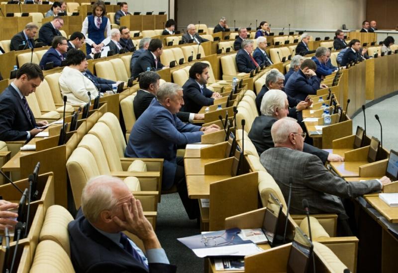 Госдума в основном чтении одобрила новый налог для самозанятых