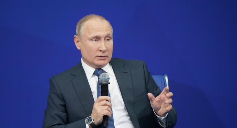 Готовит ли Путин прямую линию по пенсионной реформе?