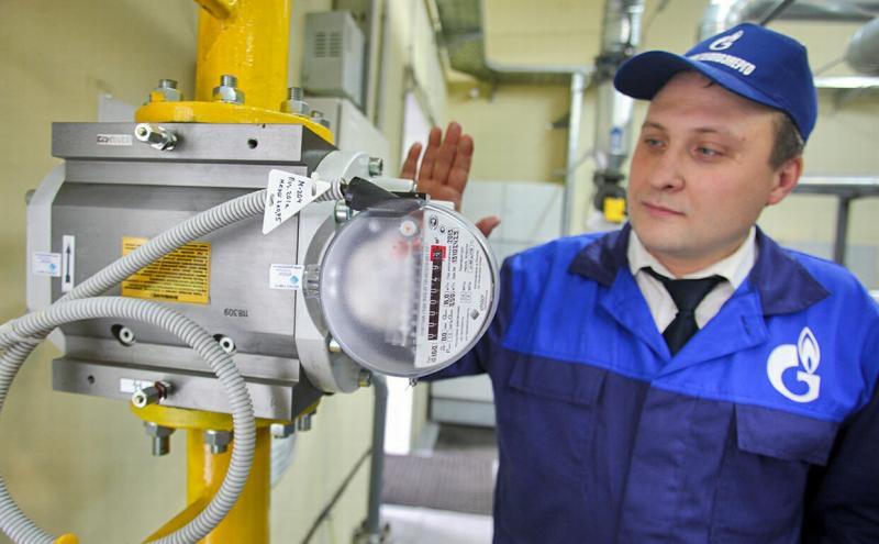«Газпром» сорвал сроки установки 300 тыс. газовых счётчиков