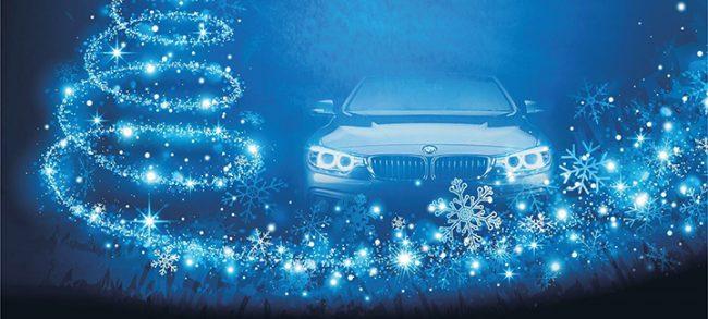 Покупка машины до Нового года