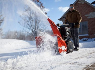 Уборка снега как сезонный бизнес зимой