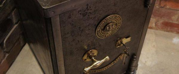 Старый сейф