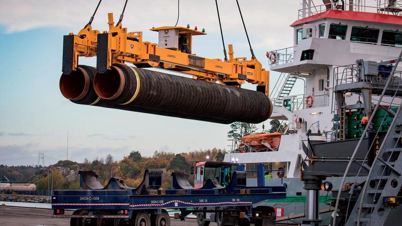 За год «Газпром» сократил свои вложения в «Северный поток-2» на 22 млрд руб.