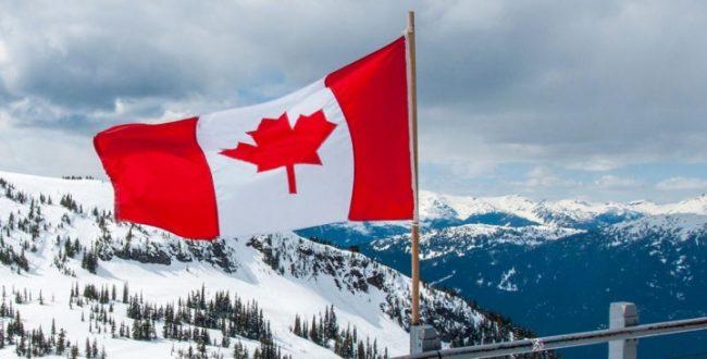 Канада — одна из стран, куда можно поехать на заработки