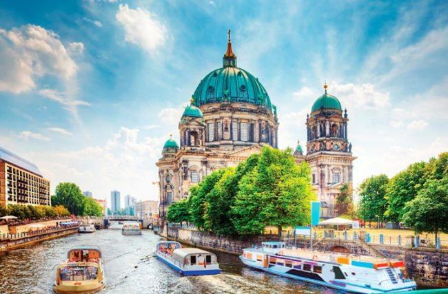 Германия — страна высоких технологий