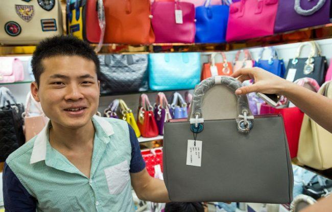 Рынок китайских товаров