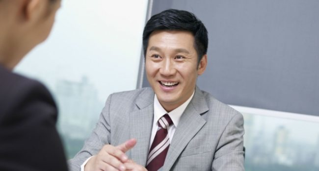 Бизнесмен из Китая