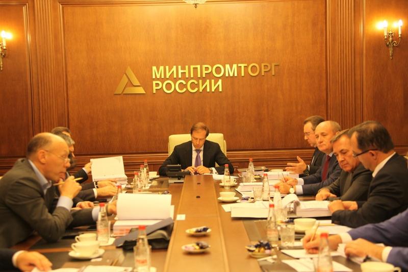 Правительство будет поддерживать промышленность при введении санкций