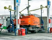 Заправка бензовоза