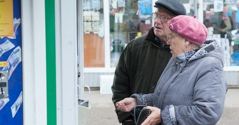 Некоторые январские пенсии 2019 перенесут на декабрь 2018 года