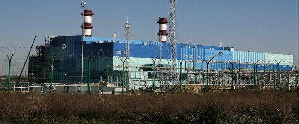 Таврическая ТЭС в Крыму