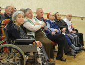Пенсионеры-инвалиды