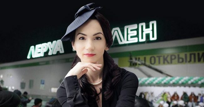 Бывшая сотрудница PR-службы российского «Леруа Мерлен» Галина Панина