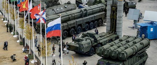 Россия на выставке вооружения