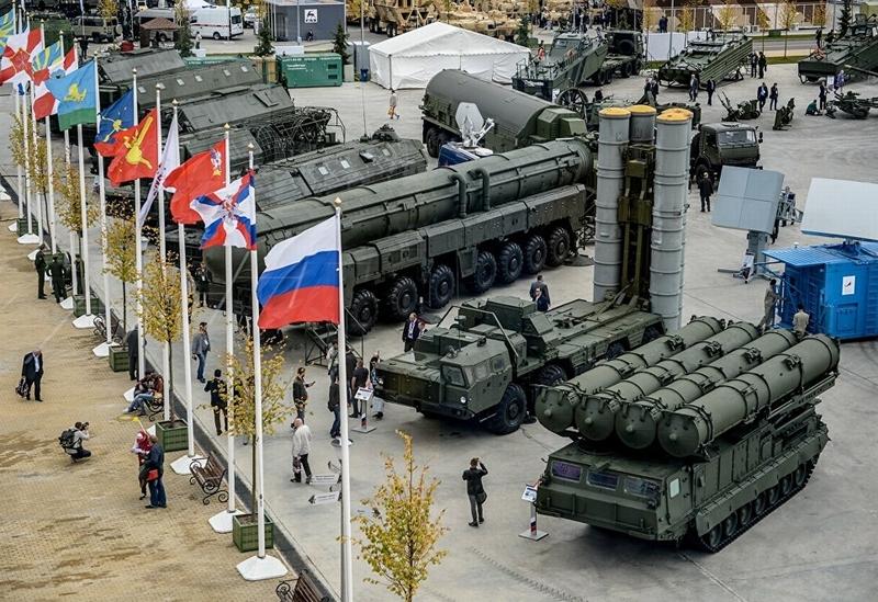 Россия заняла второе место по продаже оружия