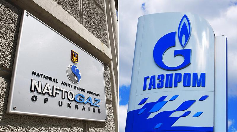 «Нафтогаз» обратится в суд США по спору с «Газпромом»
