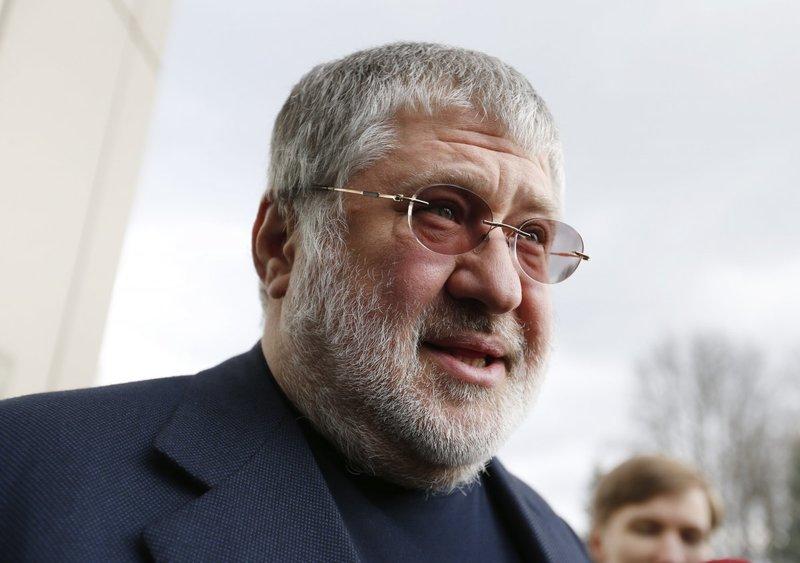 Нацбанк Украины подал иск в суд на Коломойского на $240 млн