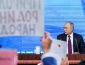 Владимир Путин в прямом эфире