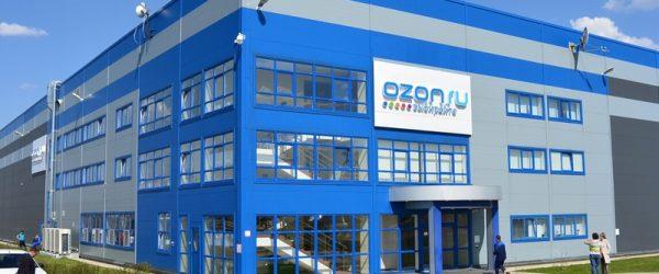 Офис OZON