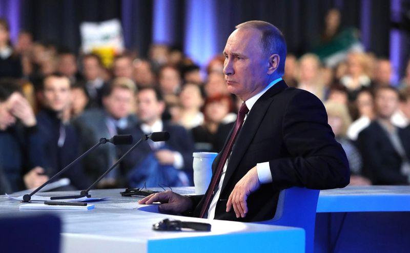 Путин: существует вероятность отмены пенсионной реформы