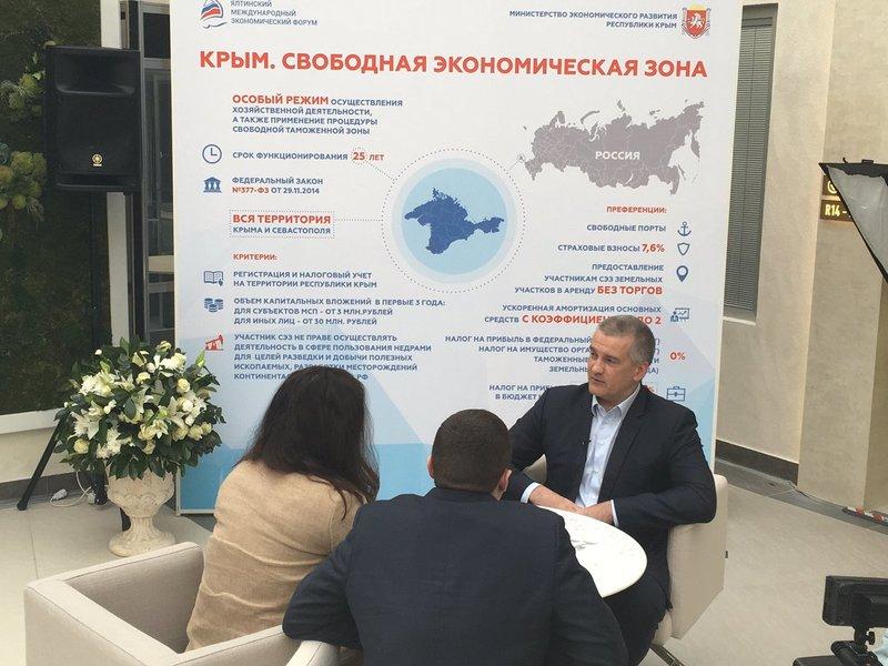 Крымским предпринимателям придётся доказывать свою эффективность