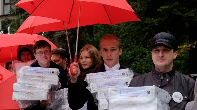 Миллион подписей против пенсионной реформы был собран впустую?