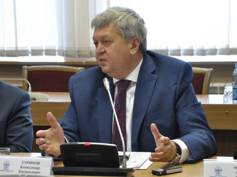 Медведев уволил главу Росстата
