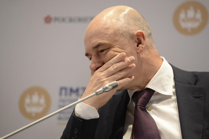 Силуанов: россиянам неправильно считают среднюю зарплату