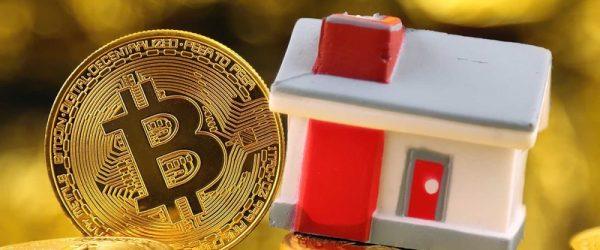 Недвижимость и биткоин