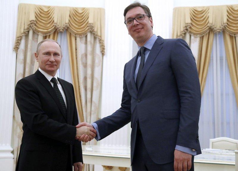 Сербия хочет получать газ из России в обход Украины