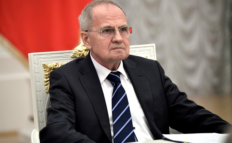 Председатель Конституционного суда высказался о пенсионной реформе