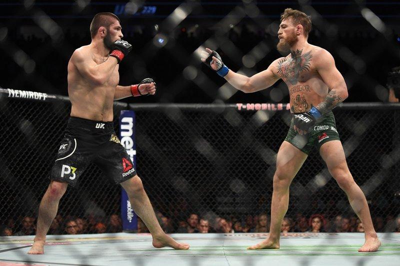 Бой на миллион: сколько зарабатывают участники UFC