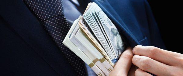 Топ-менеджер и деньги